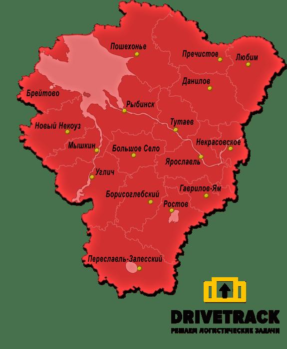 Грузоперевозки по области
