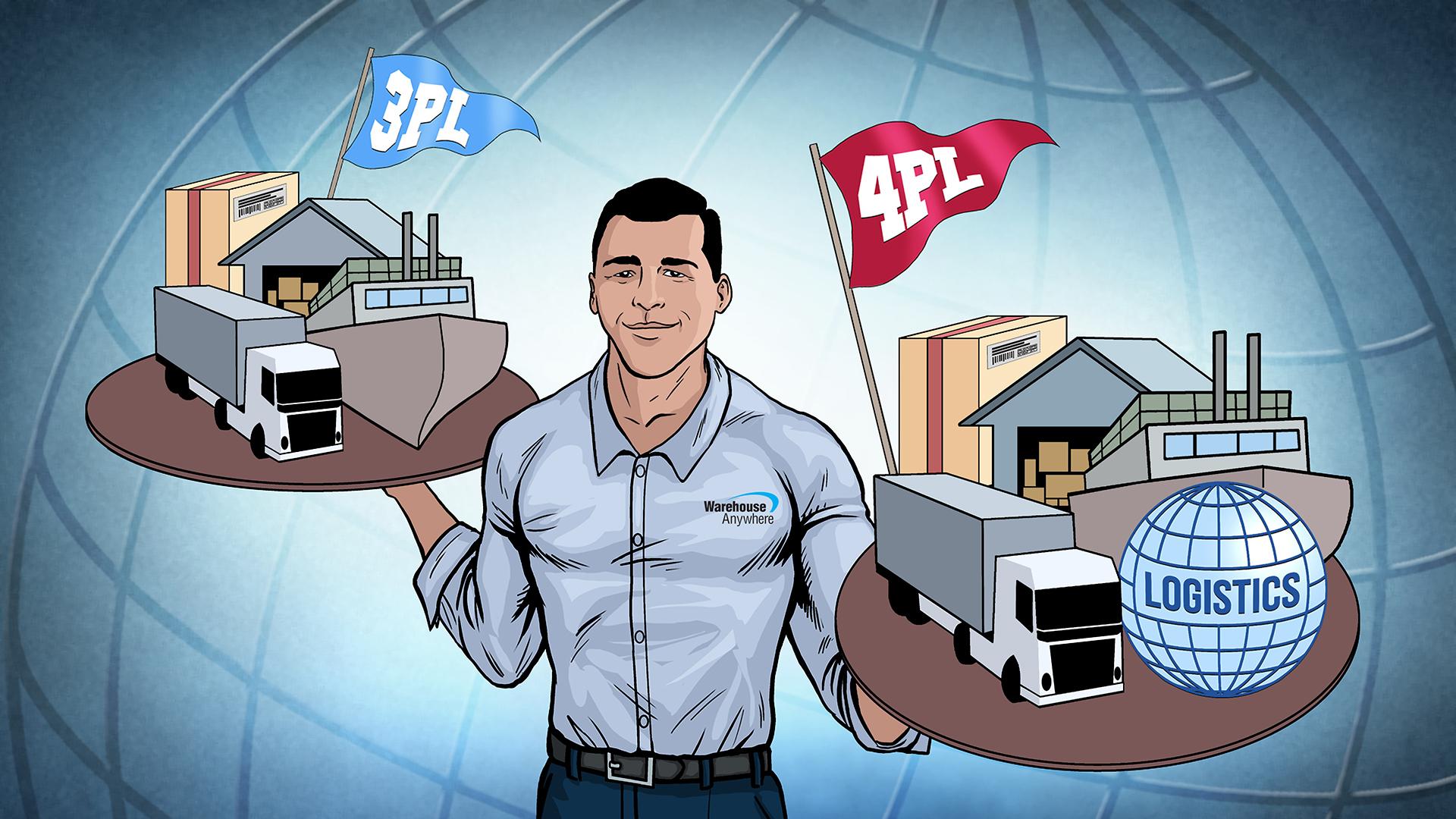 4PL. История возникновения 4PL операторов