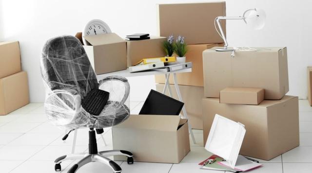 Офисный переезд. Что входит услугу и как правильно организовать.