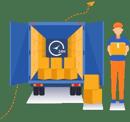 Услуги складского хранения и обработки грузов