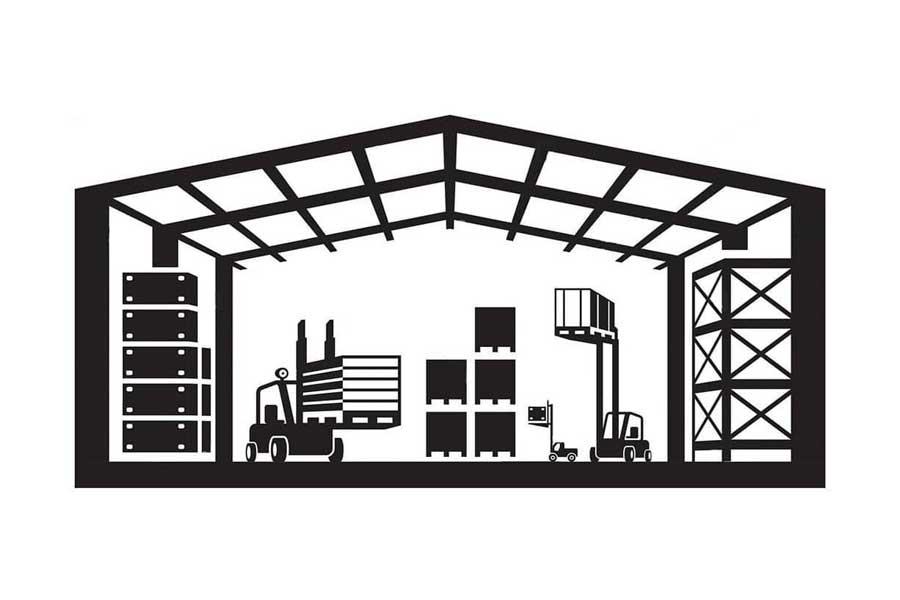 складские услуги, удалённый склад