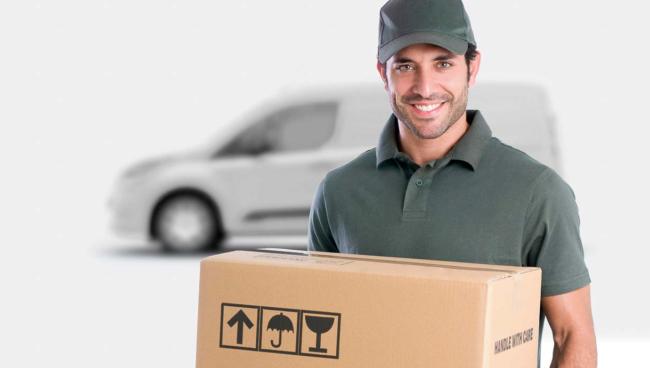 Услуга доставки товаров на дом